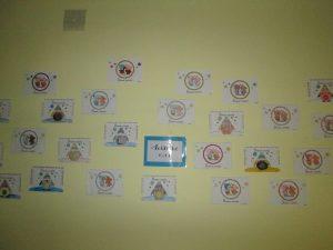 Activité TAP de l'école maternelle